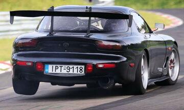 Έλληνες κυνηγιούνται με Honda S2000 και Mazda RX-7 στο 'Ring (vid)
