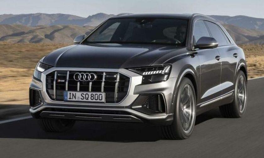 «Ασταμάτητο» νέο Audi SQ8 με 900 Nm ροπής