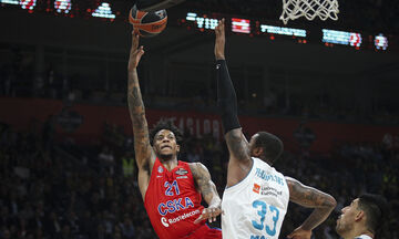 EuroLeague: Τα δέκα καλύτερα καρφώματα της χρονιάς (vid)