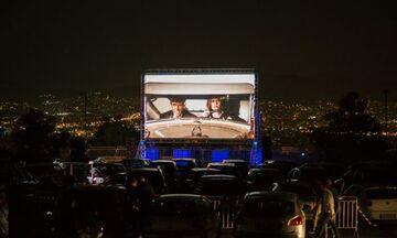 Ώρα για drive-in Cinema στον Λυκαβηττό! (vid)