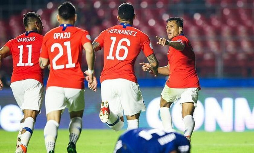 Live Streaming: Xιλή - Ουρουγουάη, Ισημερινός - Ιαπωνία (02:00)