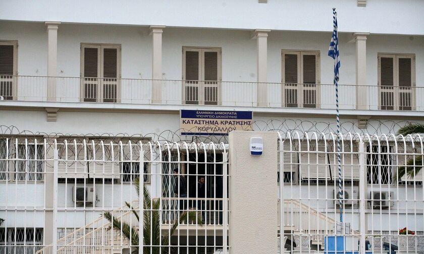 Βίαιες συμπλοκές μεταξύ κρατουμένων στις φυλακές Κορυδαλλού