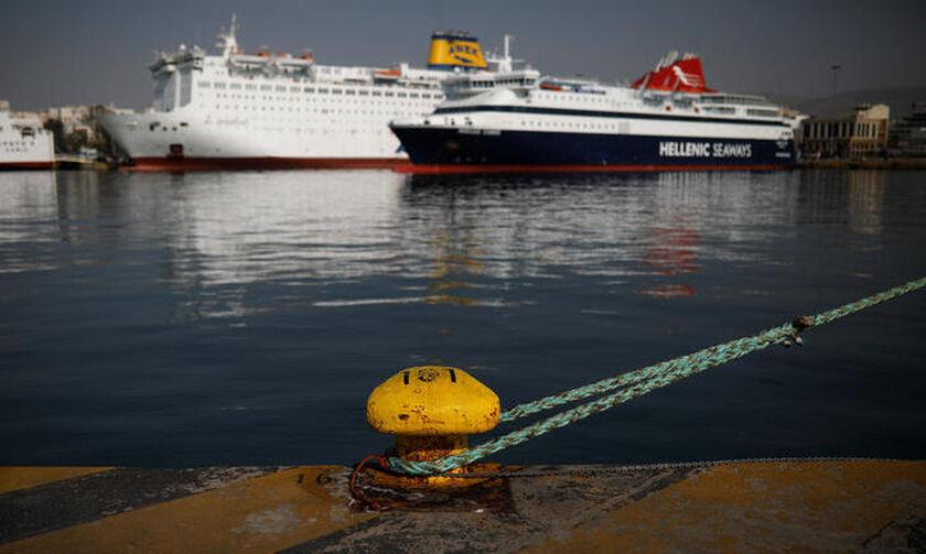 Δεμένα τα πλοία την Τετάρτη 3 Ιουλίου σε όλη τη χώρα