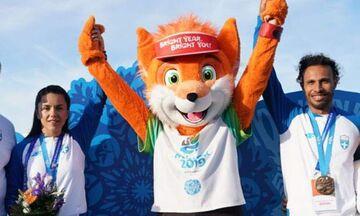 Ευρωπαϊκοί Αγώνες Μινσκ: Τα 5 ελληνικά μετάλλια - To πρόγραμμα της Τρίτης (25/6)