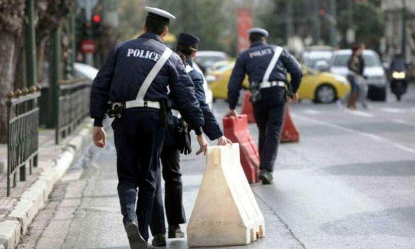 Κυκλοφοριακές ρυθμίσεις την Τετάρτη και την Πέμπτη στην Εθνική Αθηνών-Θεσσαλονίκης