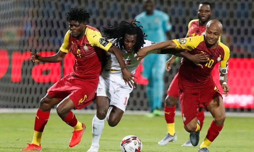 Copa Africa 2019: Γκάνα - Μπενίν 2-2 με ανατροπές (vid)