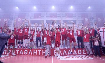 LIVE Streaming European Cups Volley : Η κλήρωση για Ολυμπιακό, ΠΑΟΚ, Πορφύρα, ΑΟ Θήρας (14:00)