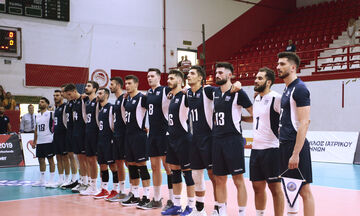 Live Streaming Silver Cup Volley: Ελλάδα-Ρουμανία (20:00)