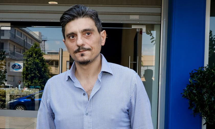 Συγκρατημένος δήλωσε ο Γιαννακόπουλος μετά τη συνάντηση με Μητσοτάκη