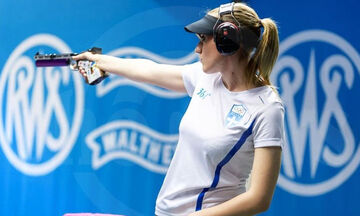 Ευρωπαϊκοί Αγώνες Μινσκ: Χρυσό μετάλλιο η Κορακάκη