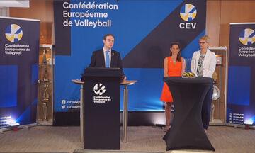 LIVE Streaming Challenge Cup: Η κλήρωση για Ολυμπιακό, Πορφύρα, ΑΟ Θήρας (16:30)