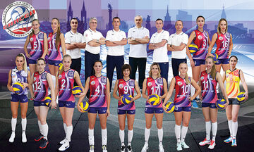 Challenge Cup Volley: Η ευκαιρία του Ολυμπιακού για τελικό, αν περάσει την Κράσνογιαρσκ