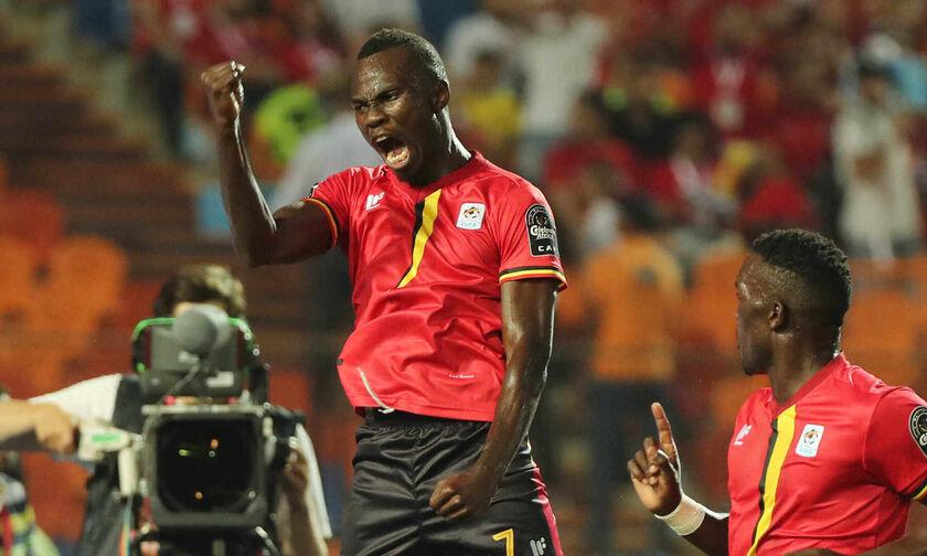 Copa Africa 2019: Ουγκάντα – Ζιμπάμπουε 1-1 και ιστορική ισοπαλία (vid)