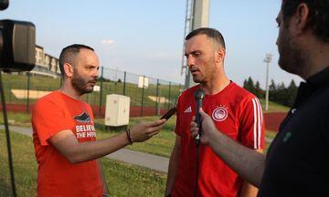 Τοροσίδης: «Πρέπει να πάρουμε το πρωτάθλημα» (vid)