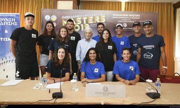 Beach Volley: Ο Μπουτάρης καλωσόρισε το THESSALONIKI MASTERS