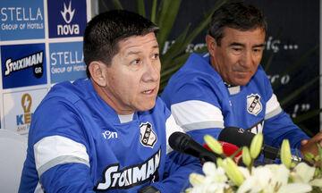 Σε αναζήτηση προπονητή ο ΟΦΗ: Άκυρο από UEFA σε Βέρα, Ίσις!