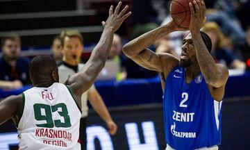 Η Ζενίτ Αγίας Πετρούπολης πήρε την wild card για την EuroLeague