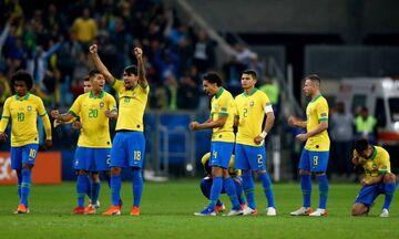 Copa America 2019: Βραζιλία - Παραγουάη 0-0 (4-3), στα πέναλτι πανηγύρισε η «σελεσάο» (vid)