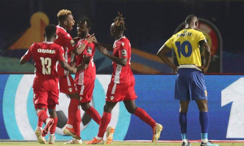 Copa Africa 2019: Κένυα - Τανζανία 3-2 με ανατροπή (vid)