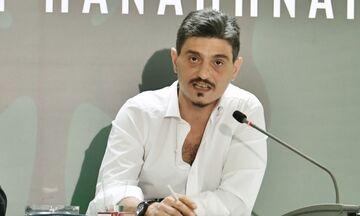 Γιαννακόπουλος: Του έφυγε ο Πιτίνο, του φταίνε οι Αγγελόπουλοι