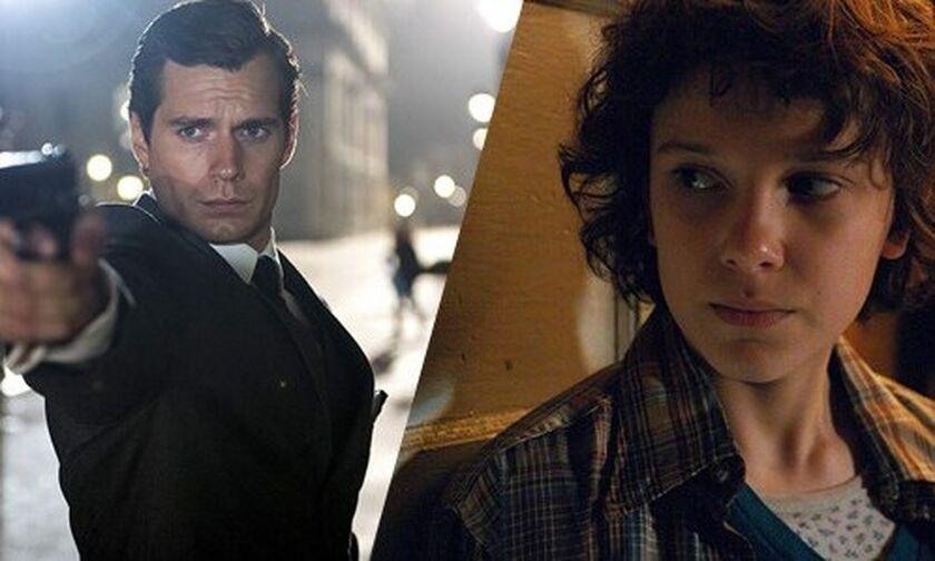 Ο... Superman και η... Eleven μαζί στη νέα ταινία Sherlock Holmes!