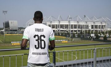 Επίσημο: Παίκτης της Γκλάντμπαχ ο Εμπολό (pic)