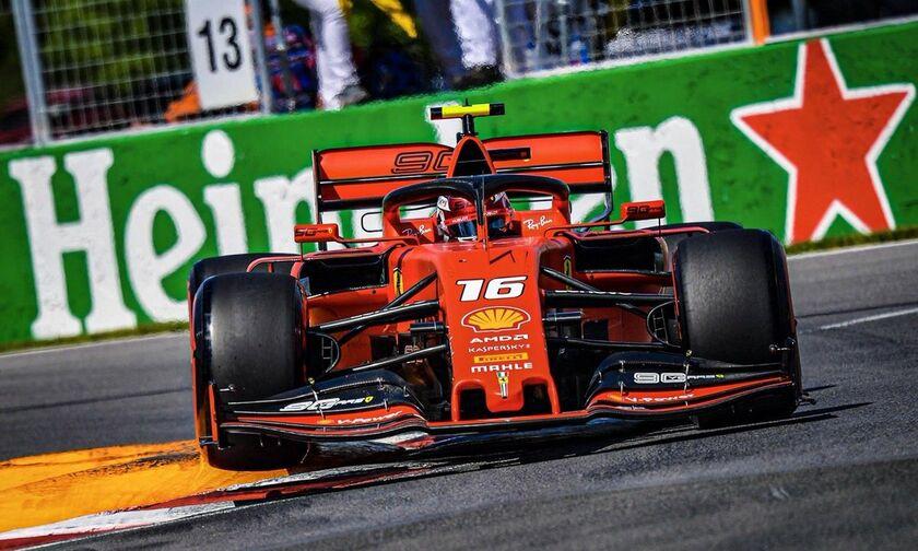 Grand Prix Αυστρίας: Στην κορυφή του FP2 ο Λεκλέρκ