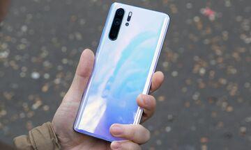 Η Huawei σπάει τα ρεκόρ πωλήσεών της με το P 30