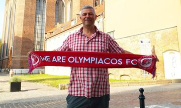 Ο Οδυσσέας του Ολυμπιακού στην Πολωνία: «Έρχεσαι πιο κοντά με τους παίκτες!» (vid)