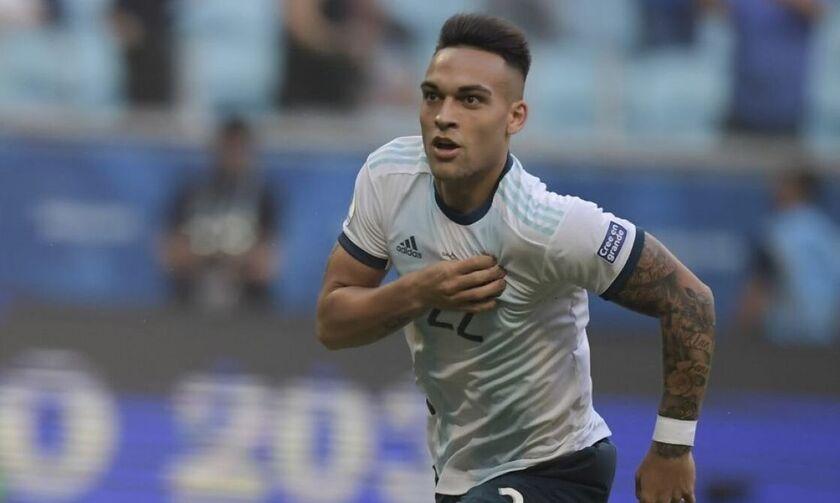 Copa America 2019: Το γκολ του Λαουτάρο για το 1-0 της Αργεντινής επί της Βενεζουέλας (vid)
