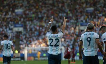 Copa America 2019: Στα ημιτελικά η Αργεντινή, 2-0 τη Βενεζουέλα (highlights)