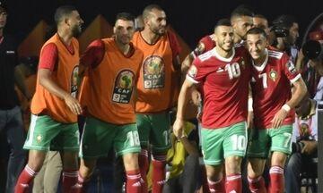 Copa Africa 2019: Μαρόκο-Ακτή Ελεφαντοστού 1-0, στην επόμενη φάση τα λιοντάρια (vid)