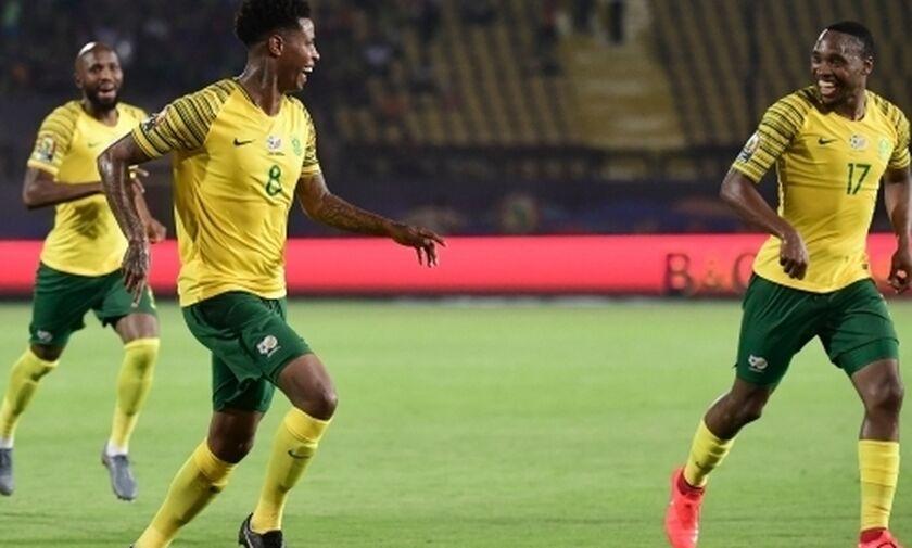 Copa Africa 2019: Νότια Αφρική- Ναμίμπια 1-0, και ανοιχτοί λογαριασμοί (vid)