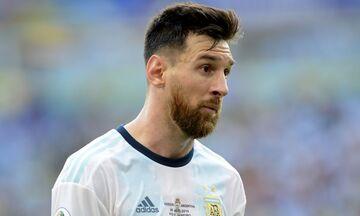 Μέσι: «Δεν παίζω όπως περίμενα, σέβομαι τη Βραζιλία»
