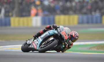 Grand Prix Ολλανδίας: Pole position για τον άπιαστο Κουαρταραρό