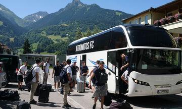 Στην Αυστρία ο Ατρόμητος