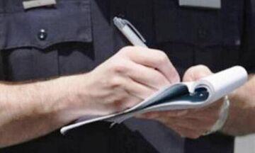 Αστυνομικός έκοψε κλήση στην 10μηνη κόρη του! (vid)