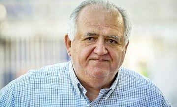 Xριστοβασίλης: Χωρίς τηλεοπτική σύμβαση δεν έχει πρωτάθλημα!