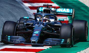 Grand Prix Αυστρίας: Ποινή τριών θέσεων στον Χάμιλτον (vid)