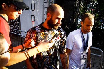 Τουρνουά Antetokounbros: Τους τρέλανε όλους ο Σπανούλης με την ενδυμασία του! (pics)