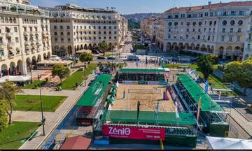 Thessaloniki Masters: Δυνατές μονομαχίες στην Αριστοτέλους! (pics)