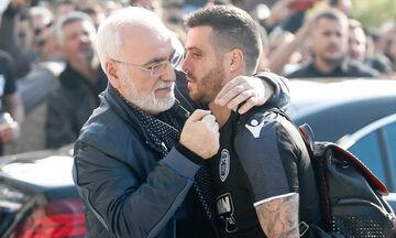 ΠΑΟΚ: Ο Σαββίδης είπε στους αρχηγούς ότι έρχεται προπονητής