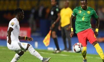 Copa Africa 2019: Καμέρουν- Γκάνα 0-0, με «ερυθρόλευκο» χρώμα στην επόμενη φάση για το Καμερούν