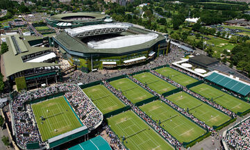 Mε Τσιτσιπά και Σάκκαρη το πρόγραμμα της πρεμιέρας (1/7) στο Wimbledon
