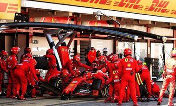 Grand Prix Αυστρίας: Το φθηνό λάθος της Ferrari στο πιτ του Φέτελ (vid)