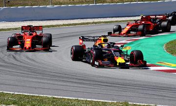 Grand Prix Αυστρίας: Η στιγμή που ο Φερστάπεν περνά τον Λεκλέρκ και παίρνει τη νίκη (vid)