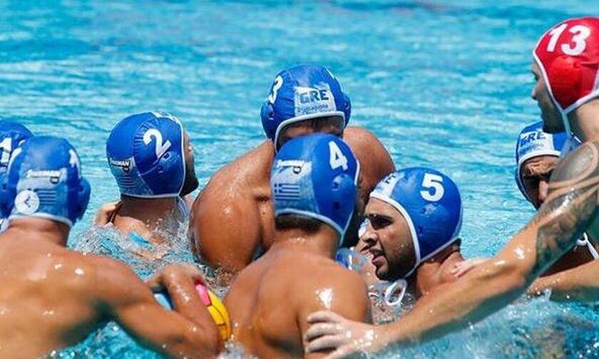 Πόλο: Η Εθνική ανδρών 11-7 την Ολλανδία στη Βουδαπέστη