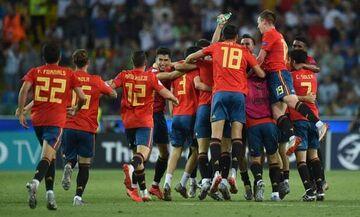 Euro 21: Πρωταθλήτρια Ευρώπης η Ισπανία, 2-1 την Γερμανία