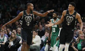 NBA Free Agency 2019: Ο Κρις Μίντλετον έμεινε στους Μπακς με περισσότερα από τον Γιάννη