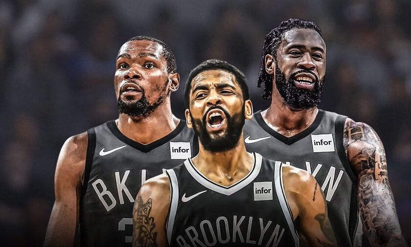NBA Free Agency 2019: Ο Ντουράντ στους Νετς, ο Ράσελ στους Ουόριορς (pic)